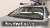 2008 Acura RL 3.5L V6 Windshield Wiper Blade (Front)
