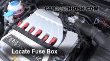 2008 Audi A3 Quattro 3.2L V6 Fusible (motor)