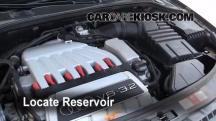 2008 Audi A3 Quattro 3.2L V6 Líquido limpiaparabrisas
