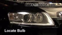 2008 Audi A6 3.2L V6 Lights