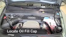 2008 Audi A6 3.2L V6 Oil