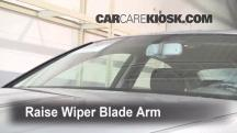 2008 Audi A6 3.2L V6 Windshield Wiper Blade (Front)