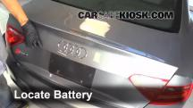 2008 Audi S5 4.2L V8 Battery