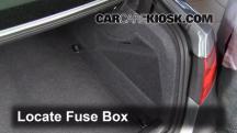 2008 Audi S5 4.2L V8 Fuse (Engine)