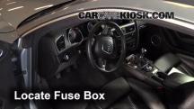 2008 Audi S5 4.2L V8 Fuse (Interior)