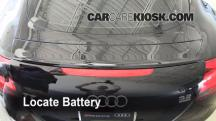 2008 Audi TT Quattro 3.2L V6 Coupe Battery