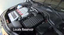 2008 Audi TT Quattro 3.2L V6 Coupe Líquido limpiaparabrisas