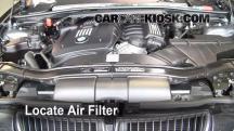 2008 BMW 328xi 3.0L 6 Cyl. Sedan (4 Door) Filtro de aire (motor)