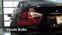2008 BMW 328xi 3.0L 6 Cyl. Sedan (4 Door) Luces