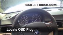 2008 BMW 328xi 3.0L 6 Cyl. Sedan (4 Door) Compruebe la luz del motor
