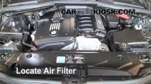 2008 BMW 528xi 3.0L 6 Cyl. Air Filter (Cabin)