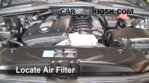 2008 BMW 528xi 3.0L 6 Cyl. Air Filter (Engine)