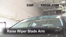 2008 BMW 528xi 3.0L 6 Cyl. Windshield Wiper Blade (Front)