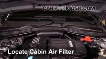 2008 BMW 535xi 3.0L 6 Cyl. Turbo Sedan Air Filter (Cabin)
