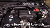 2008 BMW 535xi 3.0L 6 Cyl. Turbo Sedan Brake Fluid