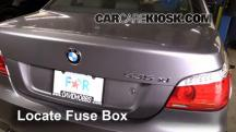 2008 BMW 535xi 3.0L 6 Cyl. Turbo Sedan Fusible (motor)