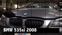 2008 BMW 535xi 3.0L 6 Cyl. Turbo Sedan Review
