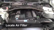 2008 BMW X3 3.0si 3.0L 6 Cyl. Air Filter (Engine)