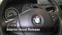 2008 BMW X3 3.0si 3.0L 6 Cyl. Capó