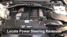 2008 BMW X3 3.0si 3.0L 6 Cyl. Power Steering Fluid