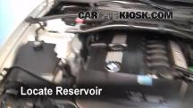 2008 BMW X3 3.0si 3.0L 6 Cyl. Windshield Washer Fluid