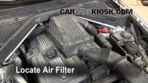 2008 BMW X5 3.0si 3.0L 6 Cyl. Air Filter (Engine)