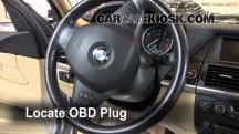 2008 BMW X5 3.0si 3.0L 6 Cyl. Compruebe la luz del motor