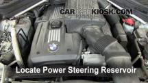 2008 BMW X5 3.0si 3.0L 6 Cyl. Power Steering Fluid