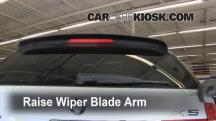 2008 BMW X5 3.0si 3.0L 6 Cyl. Windshield Wiper Blade (Rear)