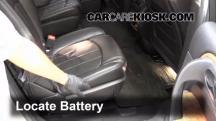2008 Buick Enclave CXL 3.6L V6 Battery