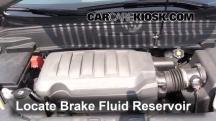 2008 Buick Enclave CXL 3.6L V6 Brake Fluid
