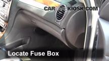 2008 Buick Enclave CXL 3.6L V6 Fusible (interior)