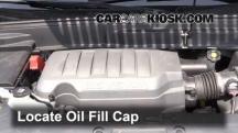 2008 Buick Enclave CXL 3.6L V6 Aceite