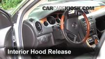 2008 Buick Enclave CXL 3.6L V6 Belts