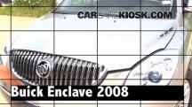 2008 Buick Enclave CXL 3.6L V6 Review