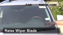 2008 Buick Enclave CXL 3.6L V6 Escobillas de limpiaparabrisas delantero
