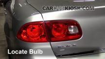 2008 Buick Lucerne CXL 3.8L V6 Luces