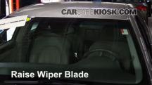 2008 Buick Lucerne CXL 3.8L V6 Escobillas de limpiaparabrisas delantero