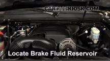 2008 Cadillac Escalade 6.2L V8 Brake Fluid