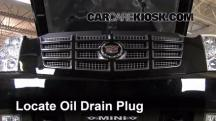 2008 Cadillac Escalade 6.2L V8 Oil