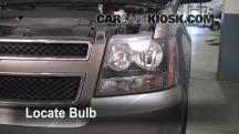 2008 Chevrolet Avalanche LT 5.3L V8 Luces