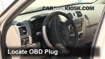 2008 Chevrolet Colorado WT 2.9L 4 Cyl. Standard Cab Pickup (2 Door) Check Engine Light