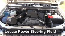 2008 Chevrolet Colorado WT 2.9L 4 Cyl. Standard Cab Pickup (2 Door) Power Steering Fluid