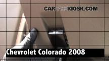 2008 Chevrolet Colorado WT 2.9L 4 Cyl. Standard Cab Pickup (2 Door) Review