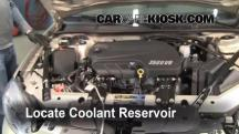 2008 Chevrolet Impala LT 3.5L V6 FlexFuel Coolant (Antifreeze)