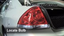 2008 Chevrolet Impala LT 3.5L V6 FlexFuel Lights
