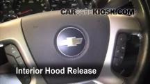 2008 Chevrolet Silverado 1500 LT 5.3L V8 Extended Cab Pickup (4 Door) Capó