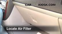 2008 Chevrolet Uplander LS 3.9L V6 Air Filter (Cabin)
