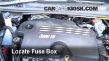 2008 Chevrolet Uplander LS 3.9L V6 Fuse (Engine)