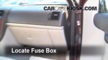 2008 Chevrolet Uplander LS 3.9L V6 Fuse (Interior)